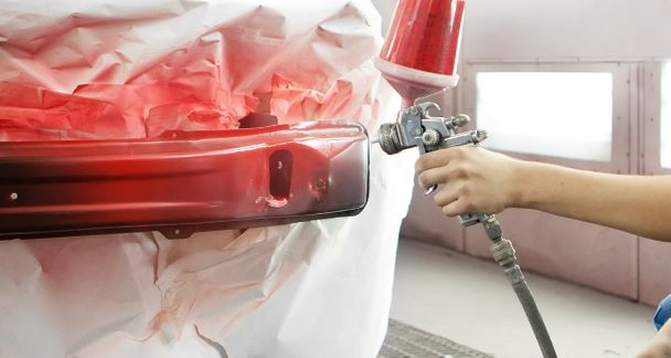 Auto body painting and repair